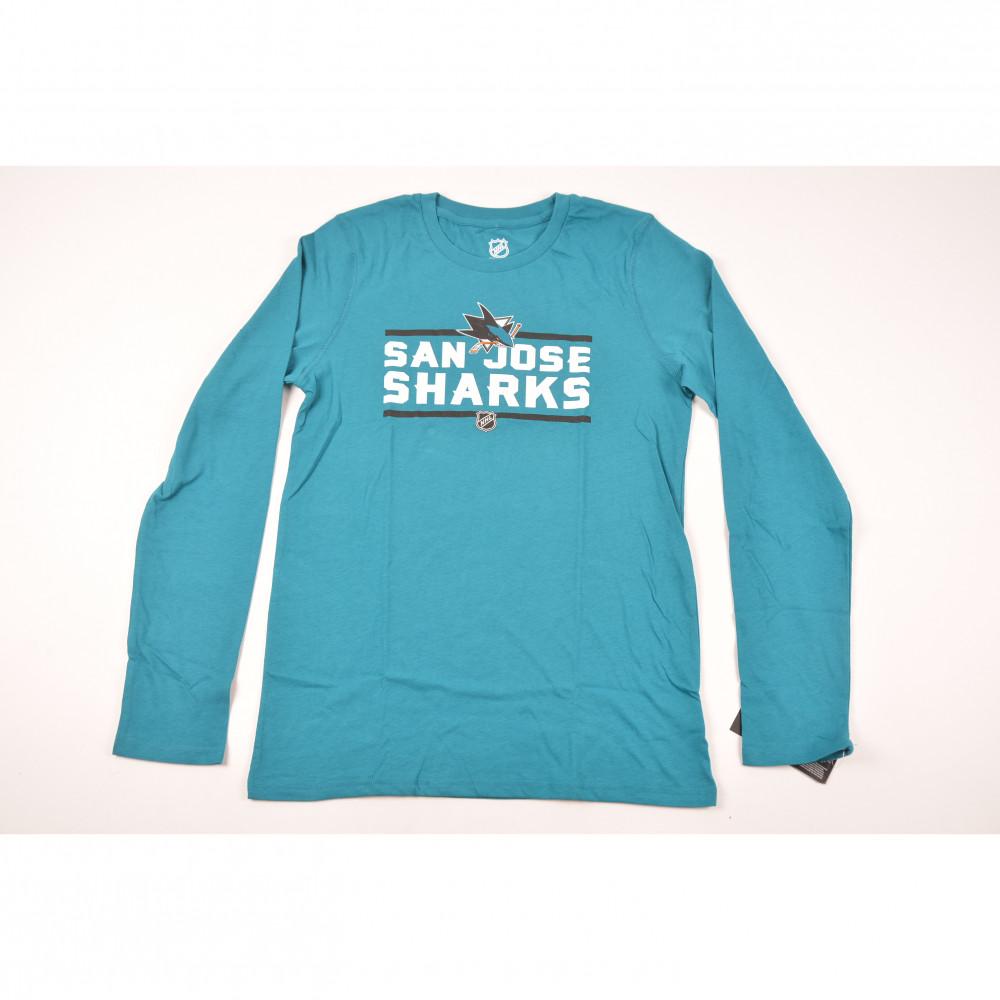 online store 24d1c 38d66 San Jose Sharks shirt - Kiekkobussi - Kierrätä ja säästä