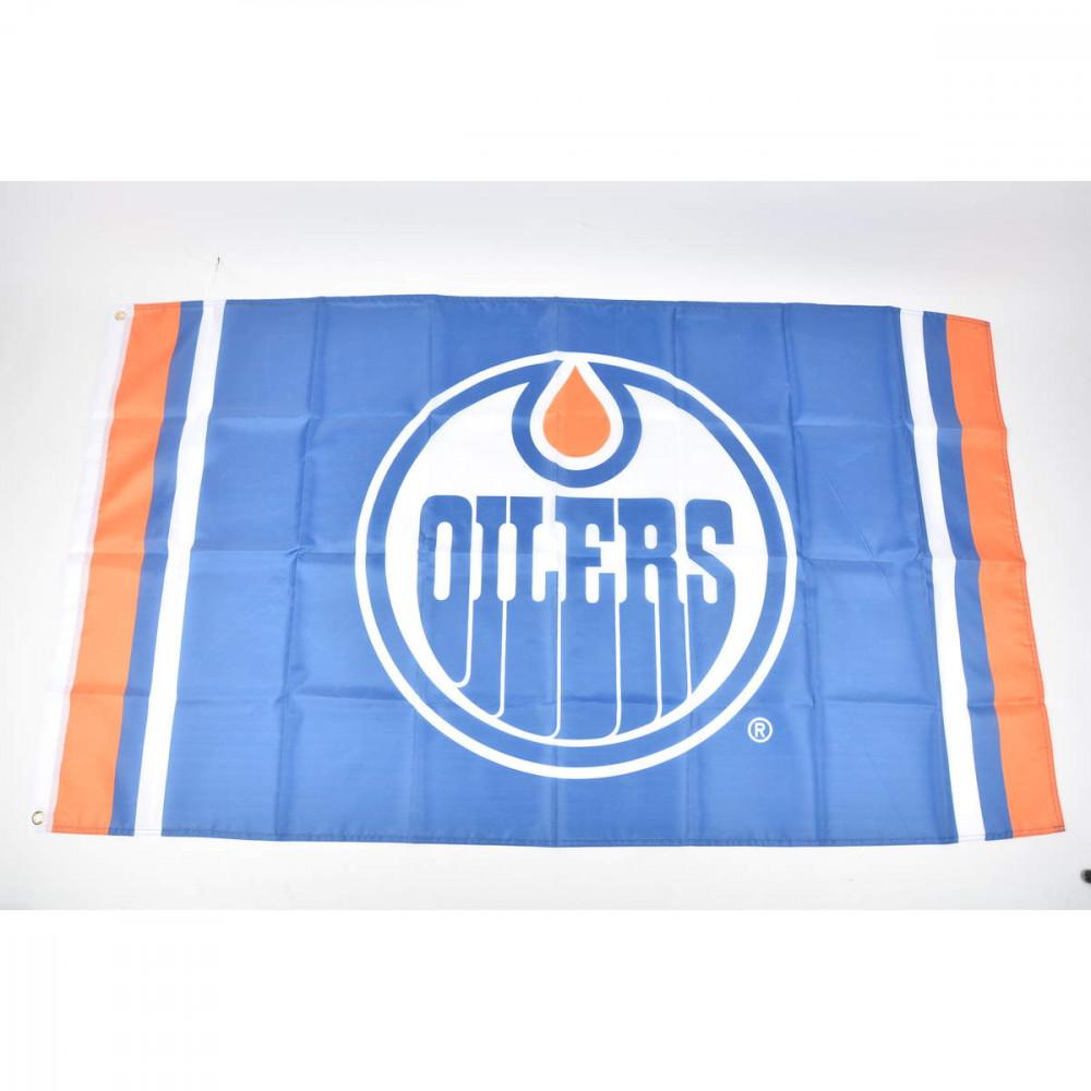 new product 425e7 2dec0 Edmonton Oilers flag Muu
