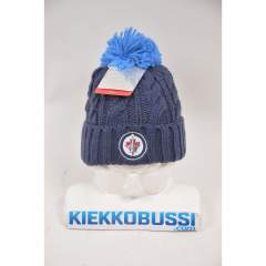 Winnipeg Jets knit pom pipo