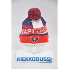 Washington Capitals cuff pom line pipo