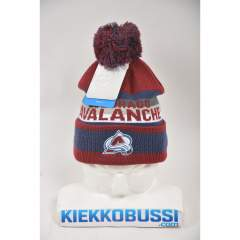 Colorado Avalanche cuff pom level pipo