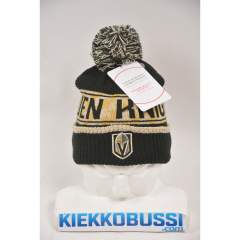 Vegas Golden Knights cuff pom dark pipo
