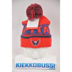 Washington Capitals cuff pom dark pipo