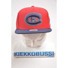 Montreal Canadiens Two Tone snapback One Size
