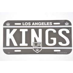 Los Angeles Kings rekisterikilpi One Size