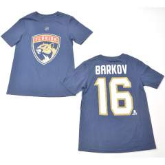 "Florida Panthers ""Barkov"" T-paita navy"