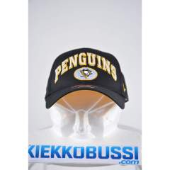Pittsburgh Penguins lippis,musta One Size