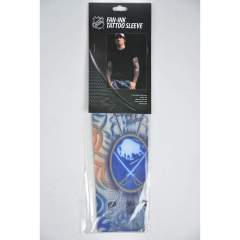 Buffalo Sabres sleeve tattoo One Size