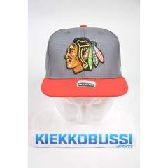 Chicago Blackhawks Ripstop snapback One Size