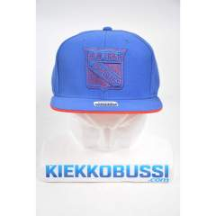 New York Rangers Face Off snapback One Size