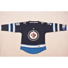 "Winnipeg Jets ""Wheeler"" Replica fanipaita"